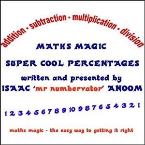 Maths Magic Audiobook