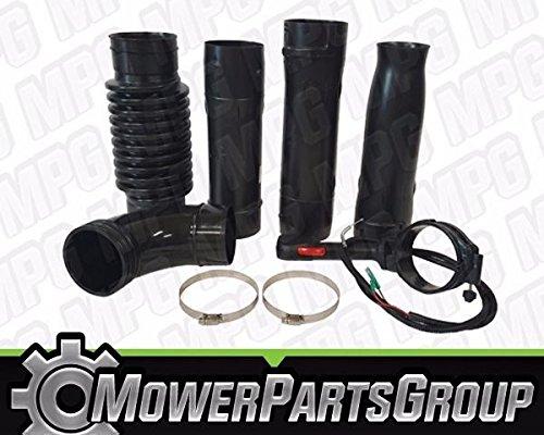 MowerPartsGroup (1) OEM RedMax EBZ8500RH Leaf Blower Tube Kit w/Right Hand Grip 577241201