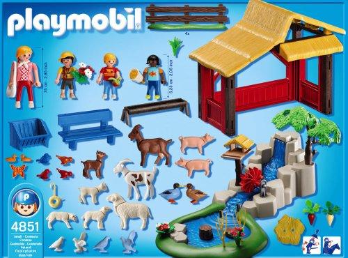 Playmobil zoo para ni os for Casa playmobil 123