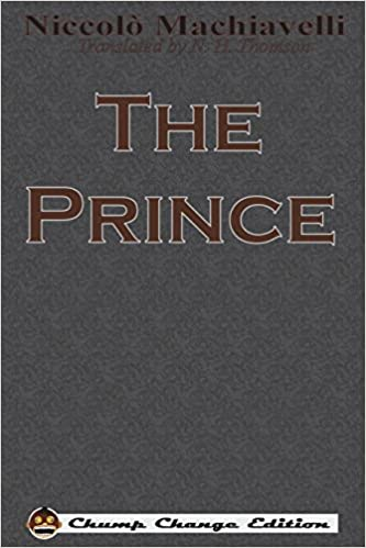 machiavelli the qualities of the prince summary