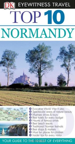 Price comparison product image Top 10 Normandy (Eyewitness Top 10 Travel Guides)