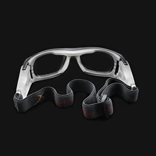 Sypure (TM) Professional Sports Lunettes de protection, lunettes Eyewear pour le sport Jeux de football basket-ball hockey Rugby Football