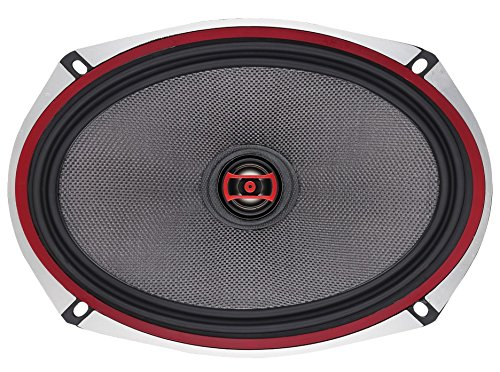 DS18 EXL-SQ6.9 6x9'' 3-Ohm High Sound Quality Speaker 560 Watts - Set of 2 by DS18 (Image #2)