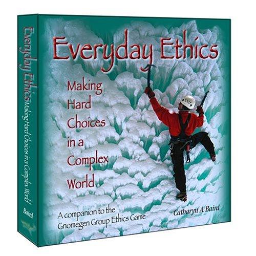 Everyday Ethics (Gnomegen Group Ethics Game)