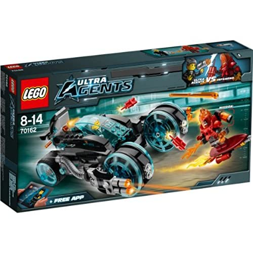 Lego A1404109 - Interception D'infearno - Agents