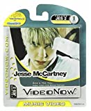 ": Videonow Personal Music Video Disc: Jesse McCartney - ""She's No You"""