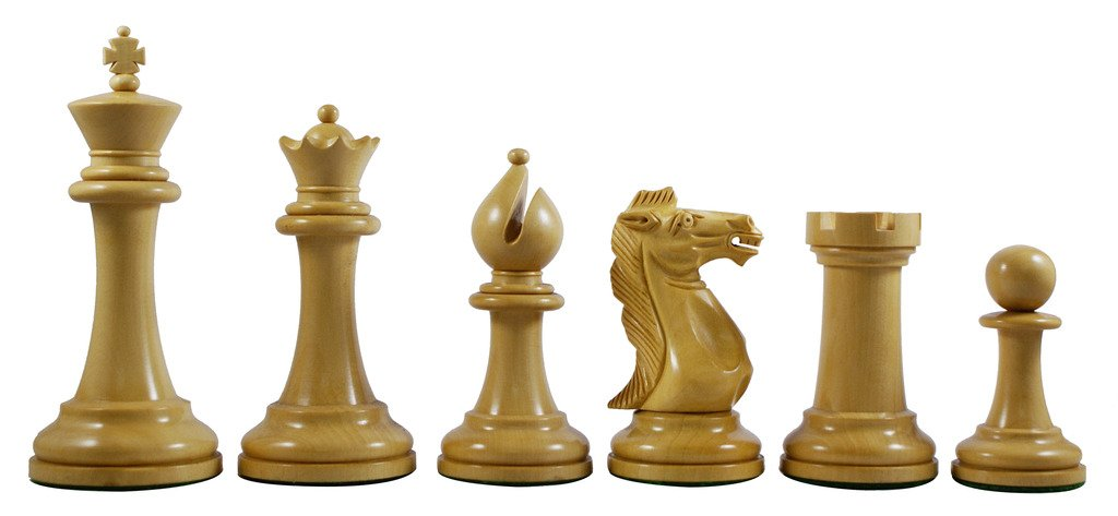 Conquest Series Wooden 4 Chess Set Staunton Castle Best Chess Board Game for Kids /& Adults Beginner Learning Teaching Professional Optimal Weighted Chess Pieces