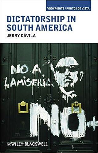 ^DJVU^ Dictatorship In South America. medica Change voice posted podido reducing design