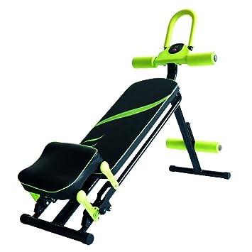 XSWZAQ Banco de Pesas Ajustable Entrenamiento Fitness Gimnasio ...