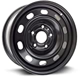 2001 dodge ram 1500 rims - Aftermarket Steel Rim 17X7, 5X139.7, 78.1, +30, black finish (MULTI APPLICATION FITMENT) X47351