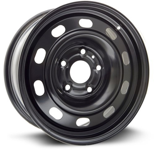 RTX, Steel Rim, New Aftermarket Wheel, 17X7, 5X139.7, 78.1, 30, black finish X47351