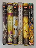 Best Hem Incense Sticks - HEM Money Drawing Scents Collection/Assortment - Attracts Money Review
