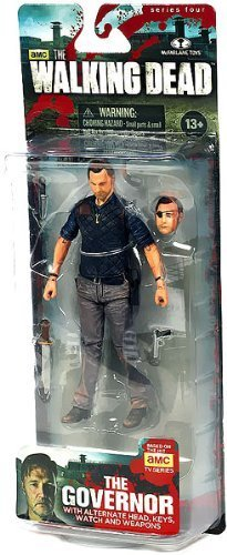 McFarlane Toys The Walking Dead TV Series 4 The Governor Action Figure by Unknown