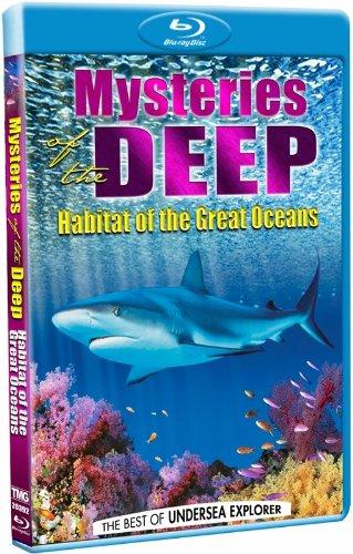Mysteries of the Deep: The Best of Undersea Explorer - Habitat of The Great Oceans [Blu-ray]