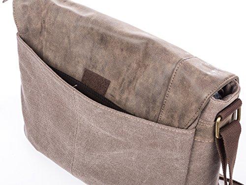 HAROLD'S - Bolso bandolera  Hombre marrón marrón