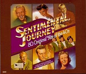 Reader's Digest - Sentimental Journey: 80 Original Hits of the '40s (UK Import)