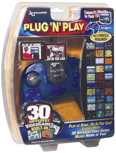 Universal Plug Play Controller 30 Games