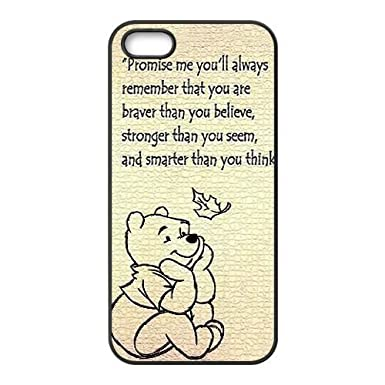 iphone5 5s case (TPU), winnie pooh para colorear Cell phone case ...