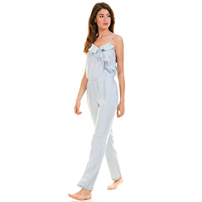 Only Strappy ruffled jumpsuit