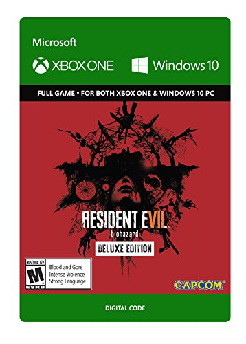 Resident Evil 7 Biohazard: Deluxe Edition - Xbox One Digital Code