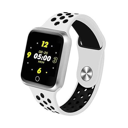 VIWIV Reloj Inteligente Podómetro Monitor De Ritmo Cardíaco ...