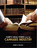 img - for Carp's Legal Forms For The Cannabis Industry book / textbook / text book