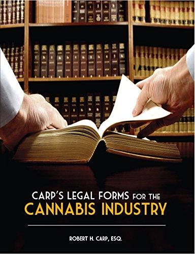 Carp's Legal Forms For The Cannabis Industry