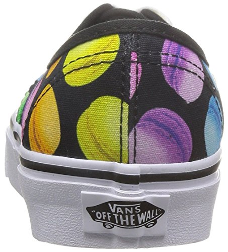 mehrfarbig Baskets Schwarz Mode U Authentic Adulte Vans Mixte wqnA46TA7
