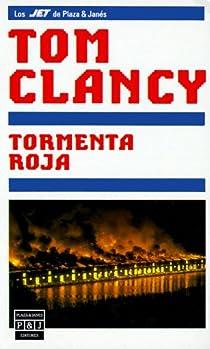 Tormenta roja biblioteca de tom clancy par Clancy