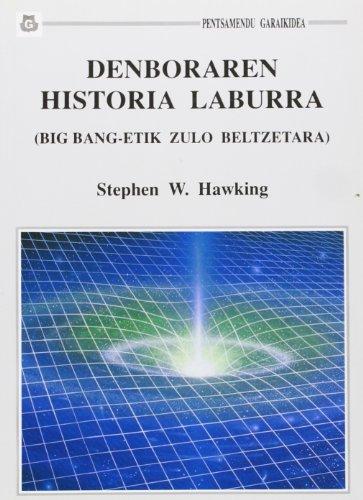 Descargar Libro Denboraren Historia Laburra Stephen Hawking