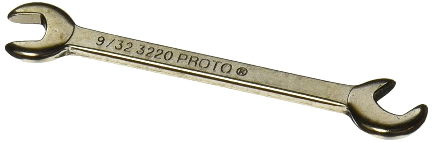 J3220 Proto 9//32 x 5//16 Ignition Wrench