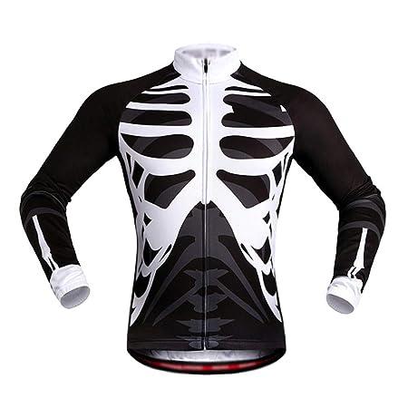 MAATCHH-CJ Camisetas de Ciclismo al Aire Libre de los ...