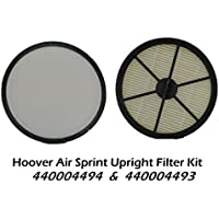 Hoover Air Sprint Filter Kit. Washable Dust Cup and Exhaust HEPA Filter Kit.