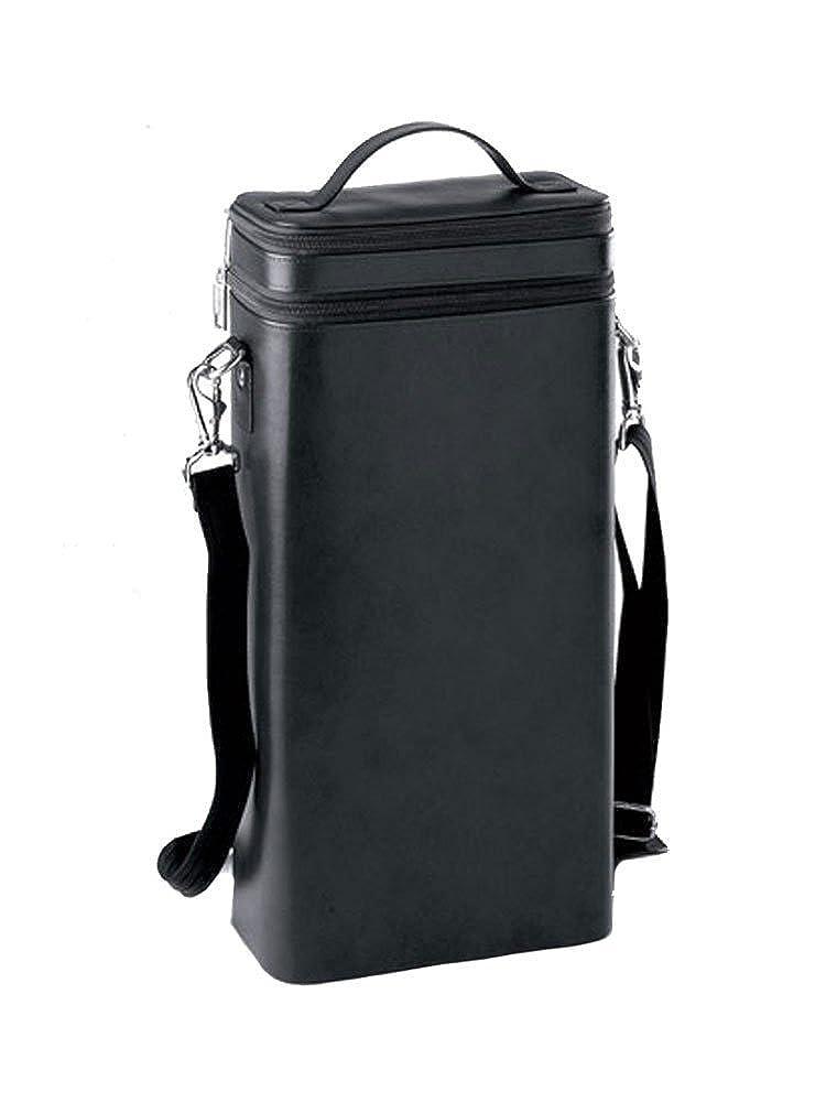 Wine Courier 8 inch Soft-Sided Cooler Black Buysmartdepot 7058