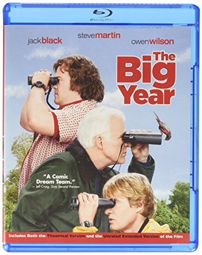 Big Year, The Blu-ray