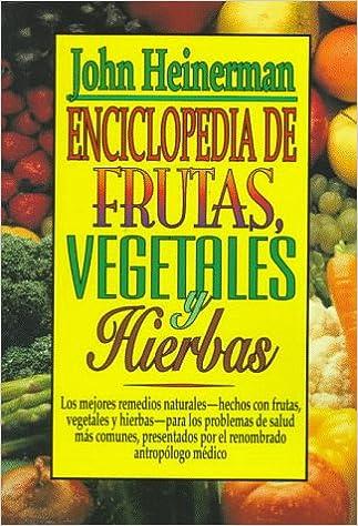 Enciclopedia Frutas Vegetales Hierbas