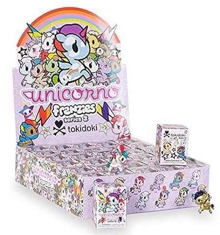 Tokidoki Unicorno Frenzies Series 2 Vinyl Figure Display Box (Package of 30) by Unicornos - Tokidoki Frenzies Series