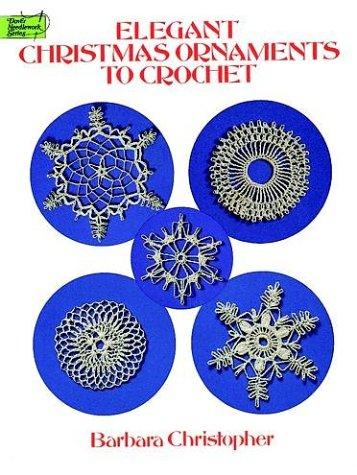 Elegant Christmas Ornaments to (Wreath Crochet Pattern)