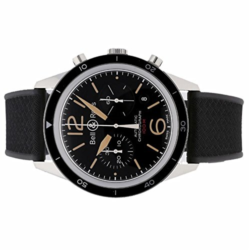 Bell-Ross-Sport-Heritage-automatic-self-wind-mens-Watch-BRV126-ST-HERSRB-Certified-Pre-owned