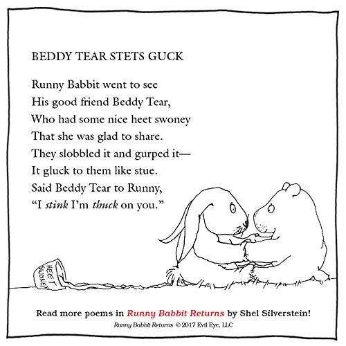 Runny Babbit Returns: Another Billy Sook: Shel Silverstein