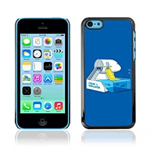 YOYOSHOP [Funny Shark Tank Illustration] Apple iPhone 5C Case