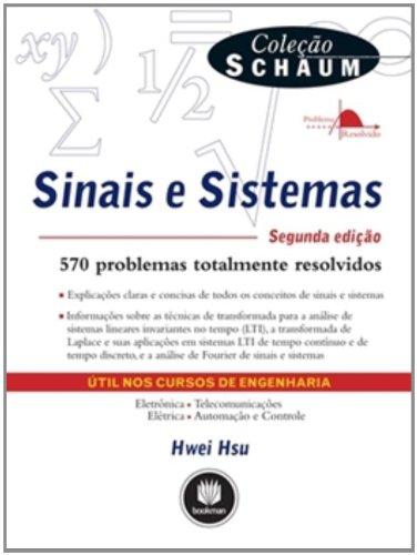 Sinais e Sistemas - Coleção Schaum