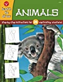 img - for Animals: Step-by-step instructions for 26 captivating creatures (Learn to Draw) book / textbook / text book
