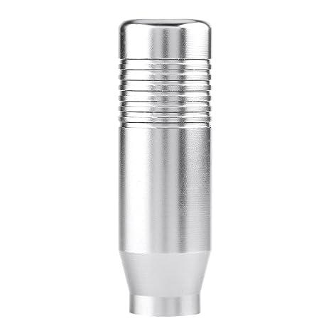 Gold Schaltknauf Keenso Universal Aluminiumlegierung Auto Schaltknauf Shifter Adapter Schaltgetriebe