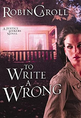 book cover of To Write a Wrong