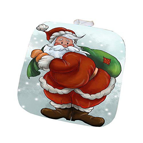 Merry Christmas Happy Holiday Pot Holder D410