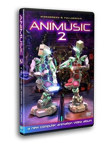 Animusic 2 - A New Computer Animation Video Album (Animusic 2 Dvd)