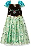 DaHeng Girls Princess Green Cosplay Fancy Party Dress Costume (2-3Years)