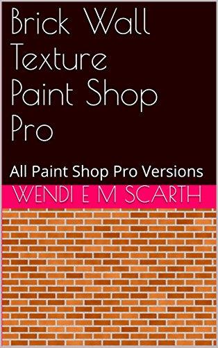 Amazon Com Brick Wall Texture Paint Shop Pro All Paint Shop Pro
