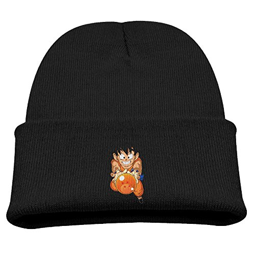 [SHEAKA DRAGON BALL Baby's Knitted WalkCaps Black For Autumn And Winter] (Baby Megamind Costume)